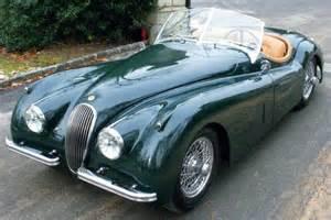 Jaguar Xj120 Green 1953 Jaguar Xk120 Roadster