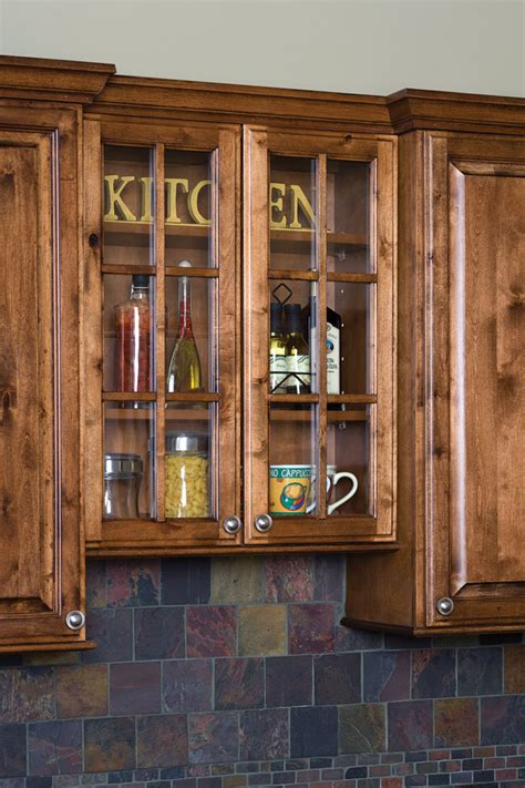 Mocha Distressed   Heritage Classic Cabinets