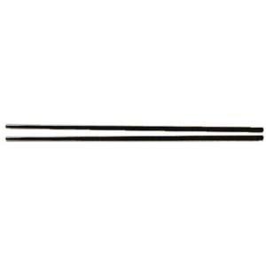Black Chopstick 10 Pasang 10 pairs plastic melamine asian black chopsticks black chop sticks chopsticks