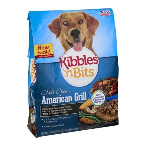 kibbles and bits puppy kibbles n bits chef s choice food american grill hy vee aisles grocery