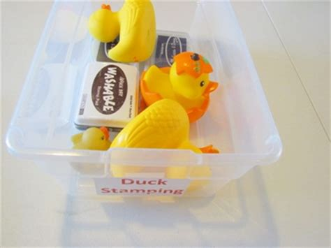 easter rubber sts rubber duck st