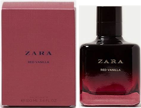 Parfum Zara 8 0 zara vanilla for eau de toilette edt fragrance perfume 100ml ebay