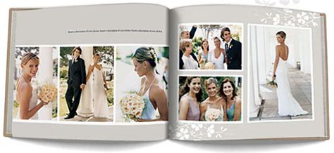 wedding book layout software create your own wedding photo book with diy software