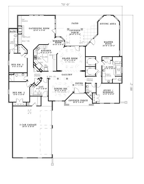 southwestern house plans southwestern house plans 28 images pomona park