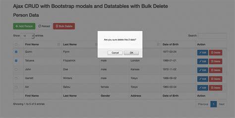 tutorial codeigniter ajax codeigniter ajax crud using bootstrap modals and