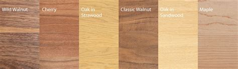 Solid Wood Choices   Solid Oak, Solid Walnut, Maple or Cherry