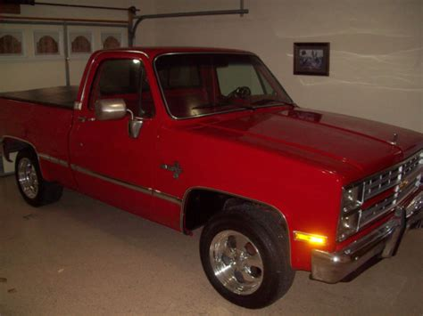 chevy silverado short bed 1985 chevy silverado short bed