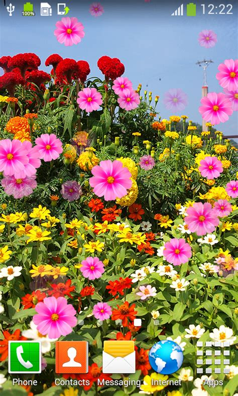 wallpaper flower live flower live wallpapers for android free download auto