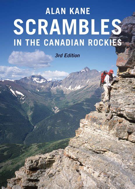more scrambles in the canadian rockies 3rd edition books new must western canada guidebooks for 2016 gripped