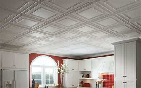 tin drop ceiling tin ceiling tiles from armstrong metallaire
