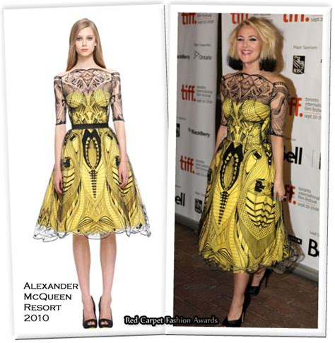 Catwalk To Carpet Drew Barrymore In Gucci by Runway To Quot Whip It Quot Premiere Drew Barrymore In