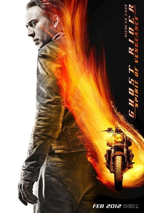 ulasan film ghost rider ghost rider spirit of vengeance movie poster by ozan