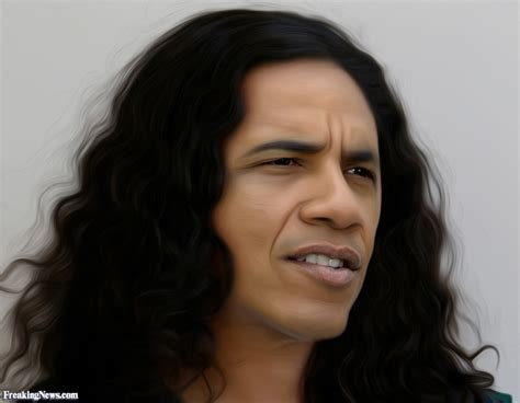 with hair barack obama with hair pictures