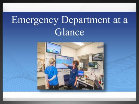 Ucsd Emergency Detox by Emergency Department At A Glance