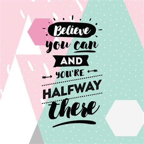 Believe You Can believe you can inspirational canvas quotes canvas