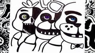 Dibujar A Toy Bonnie De Five Night At Freddys How To Draw Toy Bonnie » Ideas Home Design