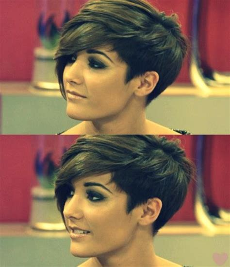 grow out asymmetrical bob love the asymmetrical bob pixie thing for growing out your