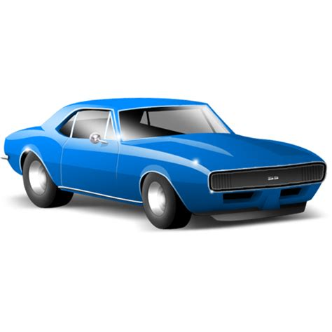Car Icons by Camaro Icon Classic Cars Iconset Cem