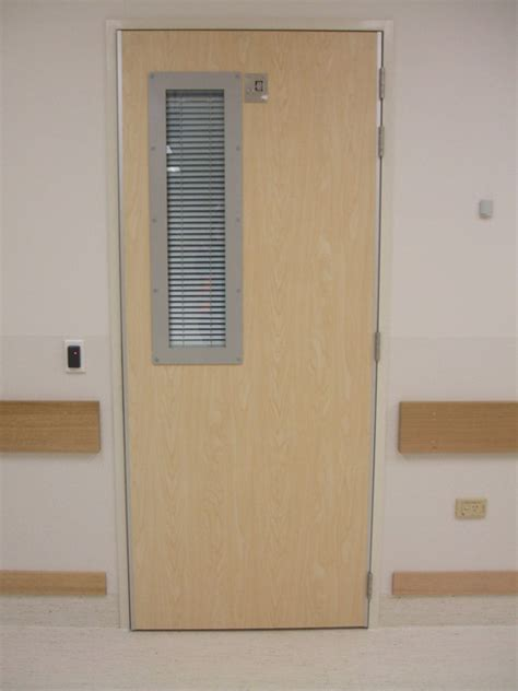 Hospital Door by Hospital Product Gallery Pacific Doors