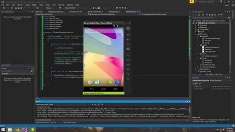 xamarin android add layout xamarin android tutorial 12 completing sliding tab layout