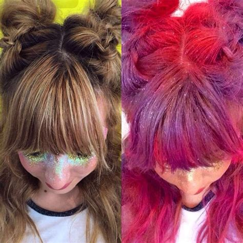 Color Wash Hair by 1 Day Wash Out Hair Color Options My Hair And