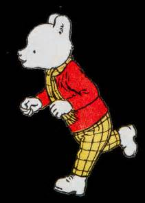 rupert bear photo flickriver