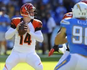 chargers bengals tickets chargers vs bengals preview and afc card