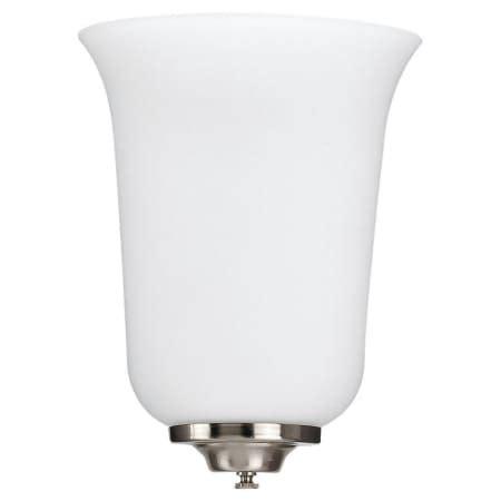 Title 24 Bathroom Lighting Sea Gull Lighting 49119ble 962 Brushed Nickel Ada Wall Sconces 2 Light Energy Title 24