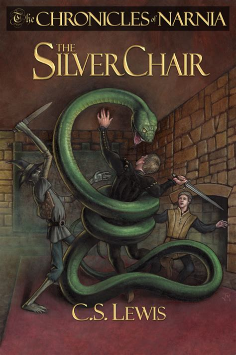 Narnia The Silver Chair by Fourth Chronicles Of Narnia In Works From