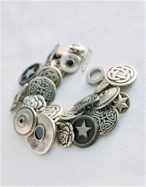 braccialetti fatti in casa braccialetti faidate con bottoni eleganti spazio donne