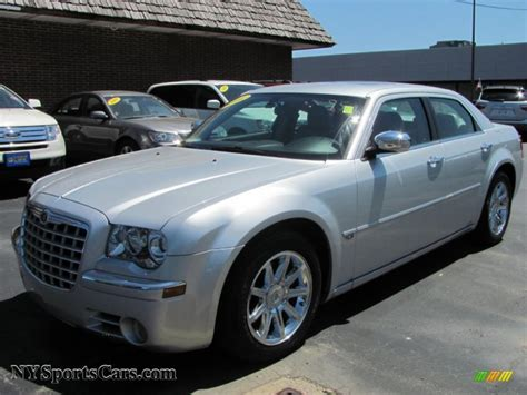 Chrysler Silver by 2006 Chrysler 300 C Hemi In Bright Silver Metallic