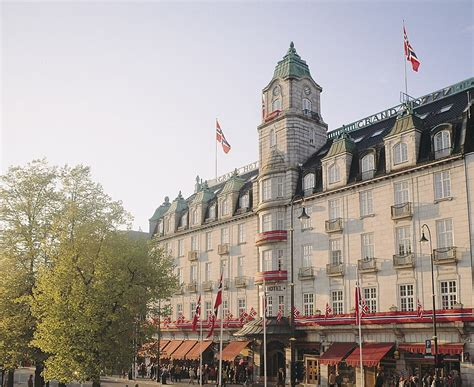 Grand Hotel Oslo Europe the top cultural hotels in oslo