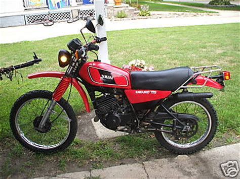 Stang Seher Yamaha Dt 100 X Ori Japan 1978 yamaha dt 175 enduro 15 flickr photo