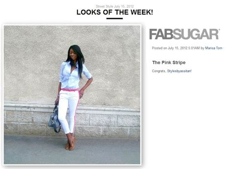 Looks Of The Week Fabsugar Want Need 15 ego post 38 look of the week sur fabsugar styles by