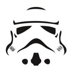 stormtrooper helmet outline images