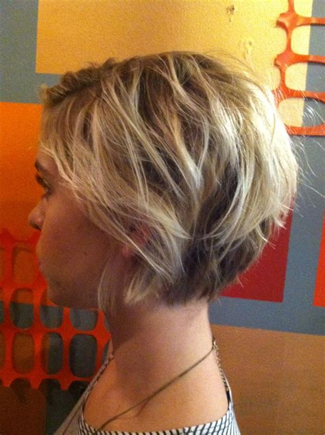 slightly angled long bob slight angled bob hairstyle gallery