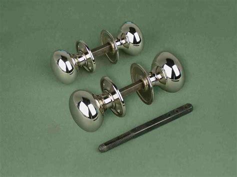 nickel cottage door knob set small hdk3 163 25 00