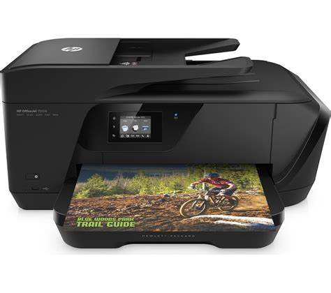 Printer A3 All In One buy hp officejet 7510 all in one wireless a3 inkjet printer with fax free delivery currys