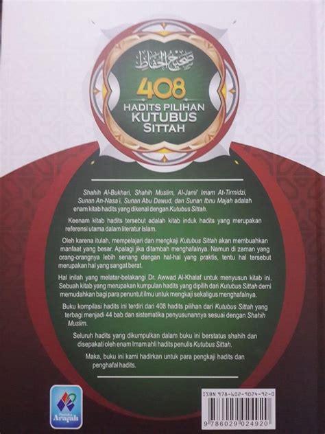 Asbab Wurud Al Hadits Sebab Keluarnya Hadits Rasulullah Karmedia buku 408 hadits pilihan kutubus sittah toko muslim title