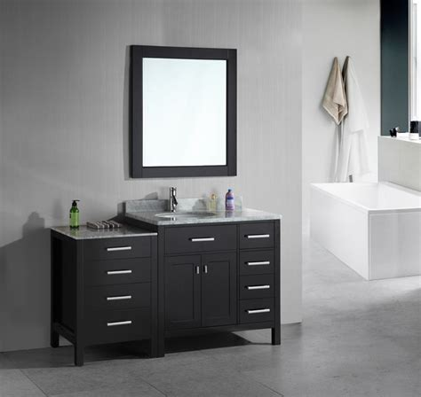 modular bathroom vanities modular bathroom vanities contemporary bathroom
