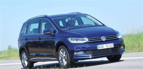 Touran 1 6 Tdi Probleme by Volkswagen Touran La Tr 232 S Grosse Golf Des Familles