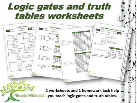 truth table worksheet pdf pictures truth table worksheet roostanama