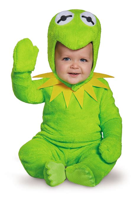 Easy Home Halloween Decorations by Kermit The Frog Infant Costume