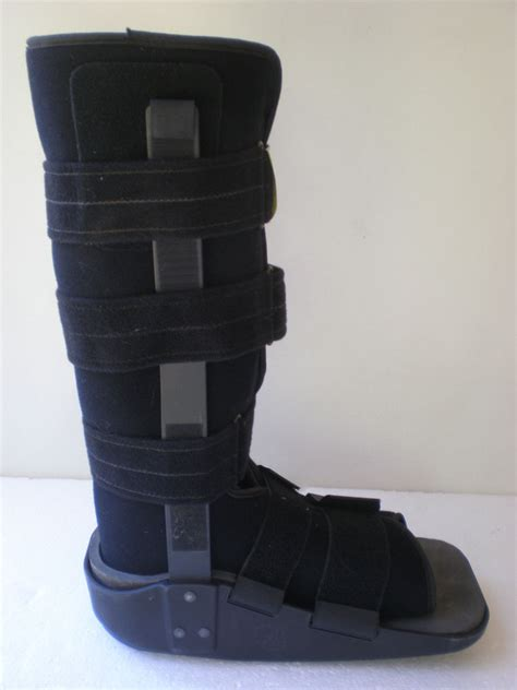 fractured ankle boot large ankle walker boot walking cast foot