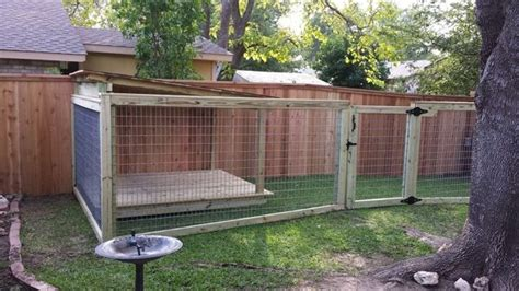 fenced run creative fencing keeps dogs in check creative and backyard