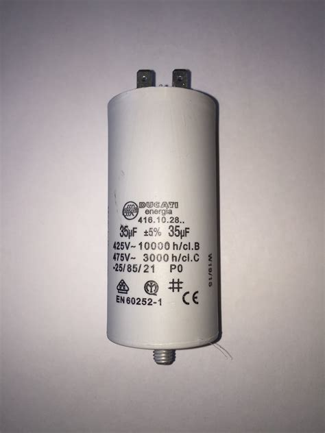 ducati make capacitor buy motor run capacitors 35uf buy now get next day delivery