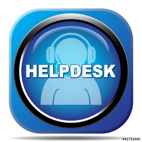 help desk icon quot helpdesk icon quot stock image and royalty free vector files