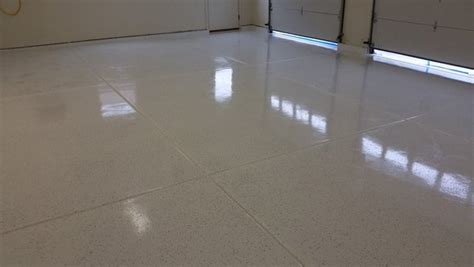 Garage Floor Paint White Awesome White Rust Bullet Garage Floor Garage Flooring Llc