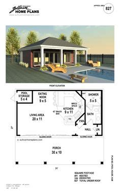 back yard casita plans farm house cabin pinterest farmhouse pool house guest cottage ojai farmhouse