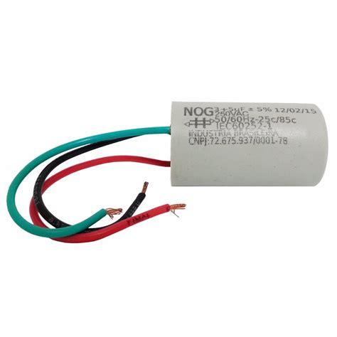 capacitor de motor ventilador veja os riscos de trocar o capacitor para ventilador de teto